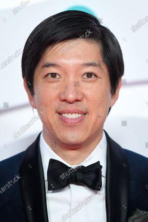 Stock Image of Dan Lin