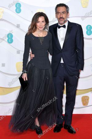 Alexandra Kravetz and Todd Phillips