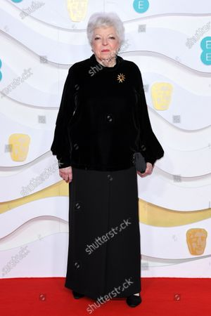 Editorial photo of 73rd British Academy Film Awards, VIP Arrivals, Royal Albert Hall, London, UK - 02 Feb 2020