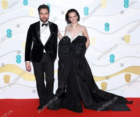 Editorial image of 73rd British Academy Film Awards, VIP Arrivals, Royal Albert Hall, London, UK - 02 Feb 2020