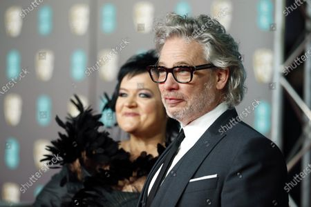 Editorial picture of 73rd British Academy Film Awards, Roaming Arrivals, Royal Albert Hall, London, UK - 02 Feb 2020