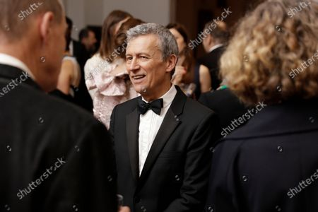Editorial image of Exclusive - 73rd British Academy Film Awards, Champagne Reception, Royal Albert Hall, London, UK - 02 Feb 2020