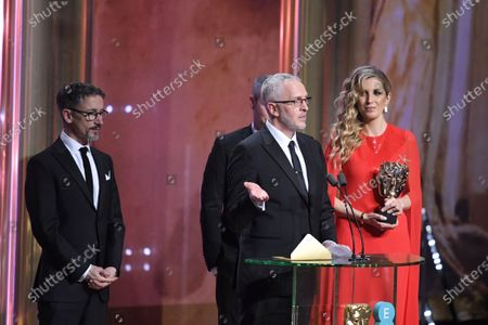 Editorial image of Exclusive - 73rd British Academy Film Awards, Ceremony, Royal Albert Hall, London, UK - 02 Feb 2020