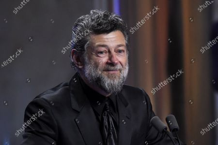 Exclusive - Andy Serkis - Outstanding British Contribution to Cinema