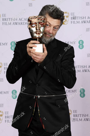 Andy Serkis - Outstanding British Contribution to Cinema