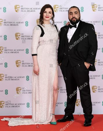 73rd British Academy Film Awards Press Room Stock Photos Exclusive Shutterstock