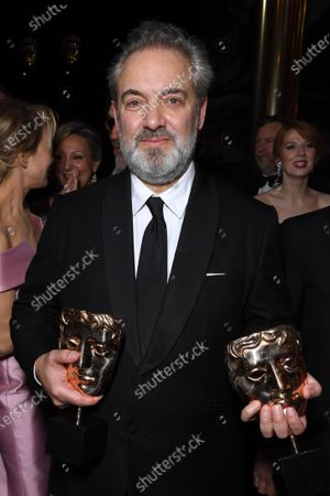Exclusive - Sam Mendes - Director - 1917 and Best Film