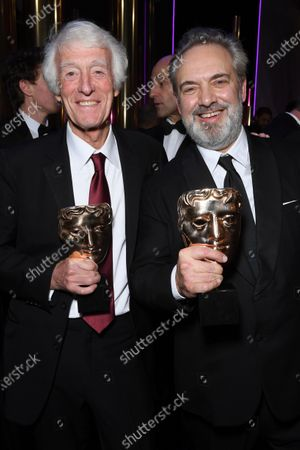 Exclusive - Roger Deakins - Cinematography - 1917 and Sam Mendes - Director - 1917 and Best Film