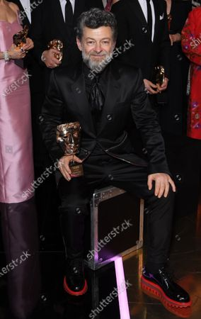 Stock Photo of Exclusive - Andy Serkis - Outstanding British Contribution to Cinema