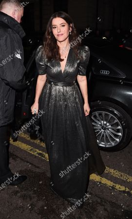 Editorial picture of 73rd British Academy Film Awards, After Party, Audi Arrivals, Grosvenor House, London, UK - 02 Feb 2020
