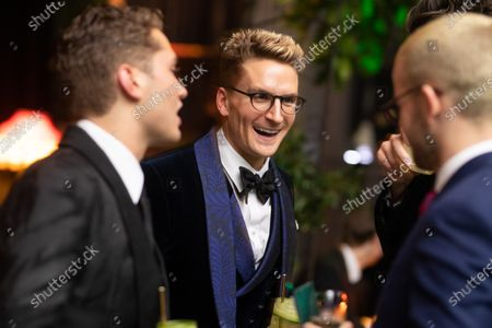 Stock Image of Exclusive - Oliver Proudlock