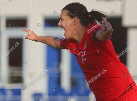 Editorial picture of St Kitts Nevis Canada Soccer, Edinburg, USA - 29 Jan 2020
