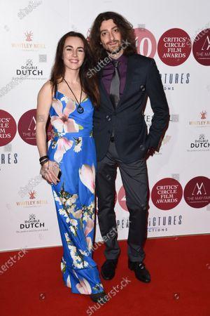 Editorial image of London Critics' Circle Film Awards, UK - 30 Jan 2020