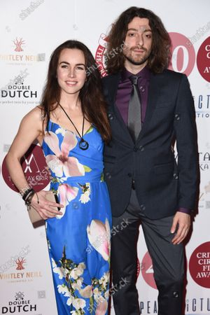 Editorial picture of London Critics' Circle Film Awards, UK - 30 Jan 2020