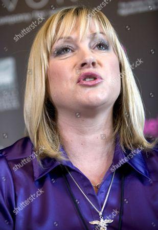 Wendy Turner Webster, a domestic violence survivor