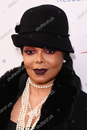 Stock Image of Janet Jackson