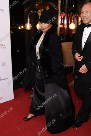 Editorial picture of Great Gatsby Gala, London, UK - 30 Jan 2020