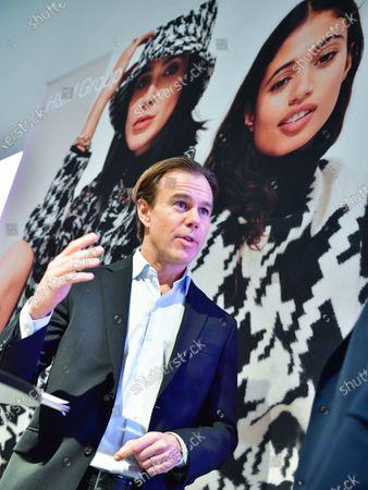 Editorial image of H&M financial report presentation, Stockholm, Sweden - 30 Jan 2020