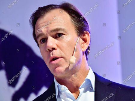 Stock Photo of Karl Johan Persson, H&M Chairman