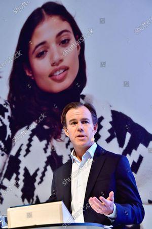 Karl Johan Persson, H&M Chairman
