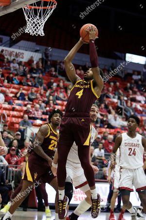 Editorial photo of Arizona St Washington St Basketball, Pullman, USA - 29 Jan 2020