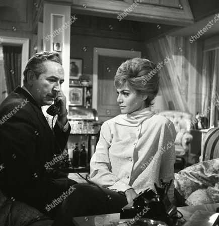 'The Saint' TV - 1963 - The Saint Sees it Through - Carl Duering, Margit Saad