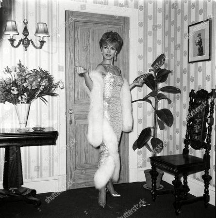 'The Saint' TV - 1963 - The Saint Sees it Through - Margit Saad