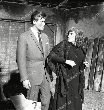 'The Saint' TV - 1963 - The King of Beggars - Roger Moore, Yvonne Romain
