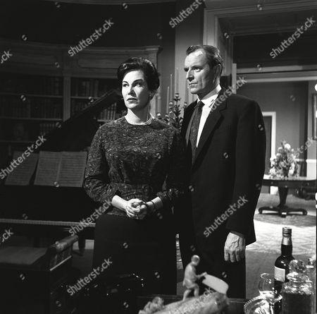 'The Saint' TV - 1963 - The Invisible Millionaire - Katharine Blake,