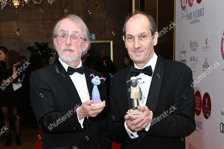 Peter Lord and David Sproxton