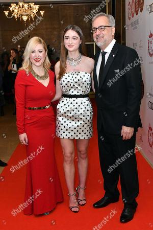 Editorial photo of London Critics' Circle Film Awards, UK - 30 Jan 2020