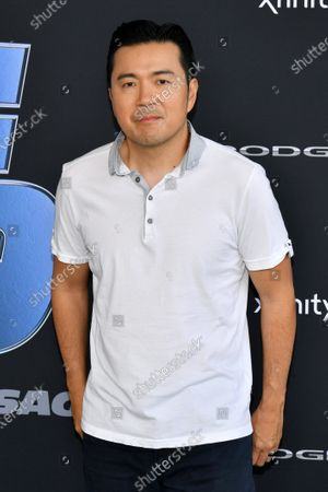 Stock Picture of Justin Lin