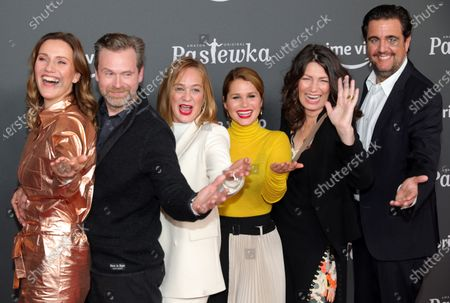 Editorial photo of Pastewka season X premiere in Berlin, Germany - 30 Jan 2020