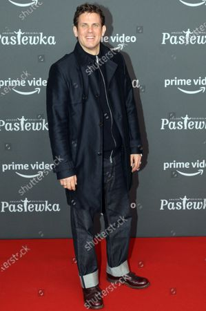 German actor Steffen Groth poses on the red carpet for the premiere of the tenth season of 'Pastewka', in Berlin, Germany, 30 January 2020. Pastewka is a German television sitcom that ran initially from 2005 to 2014. German actor Bastian Pastewka stars as a fictionalized version of himself.