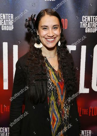 Editorial image of 'Until the Flood' play, Arrivals, Kirk Douglas Theatre, Culver City, USA - 29 Jan 2020