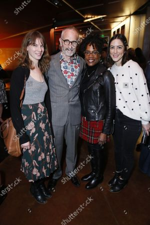 Stock Photo of Alana Dietze, Neel Keller and Charlayne Woodard and Jeanne Syquia