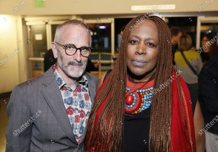 Editorial picture of 'Until the Flood' play, After Party, Kirk Douglas Theatre, Culver City, USA - 29 Jan 2020
