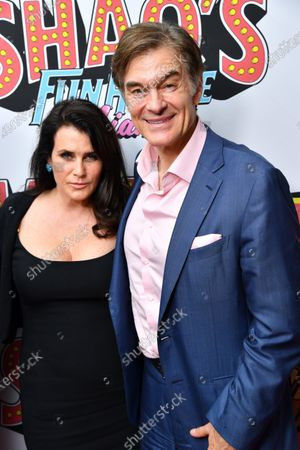 Editorial photo of Shaq's Fun House, Arrivals, Miami, USA - 31 Jan 2020