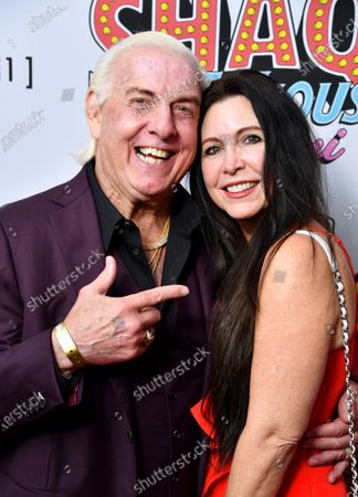 Stock Image of Richard Fliehr and Wendy Barlow