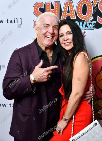 Editorial picture of Shaq's Fun House, Arrivals, Miami, USA - 31 Jan 2020
