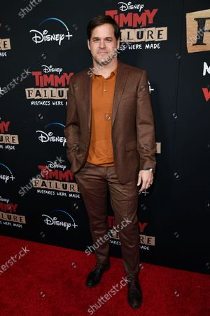 Editorial photo of 'Timmy Failure: Mistakes Were Made' film premiere, Arrivals, El Capitan Theatre, Los Angeles, USA - 30 Jan 2020