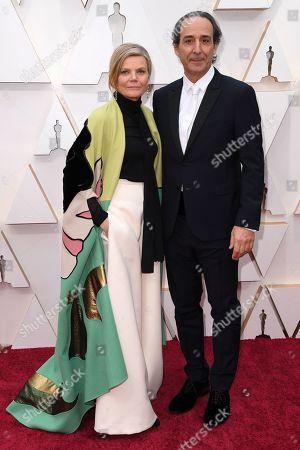 Alexandre Desplat and Dominique Lemonnier