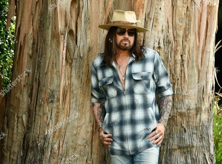 Editorial image of Billy Ray Cyrus Portrait Session, Los Angeles, USA - 30 Jan 2020