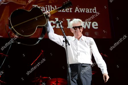 Stock Picture of Nick Lowe