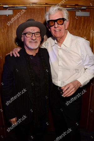 Paul Carrack and Nick Low