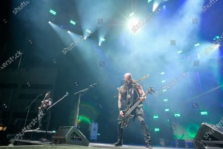 Stock Picture of Five Finger Death Punch - Chris Kael