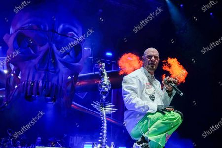 Stock Image of Five Finger Death Punch - Ivan L. Moody