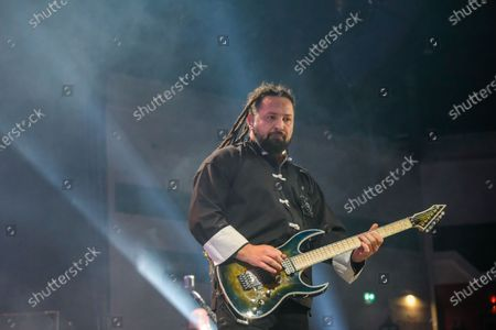 Stock Picture of Five Finger Death Punch - Zoltan Bathory