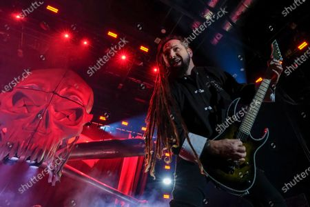 Five Finger Death Punch - Zoltan Bathory