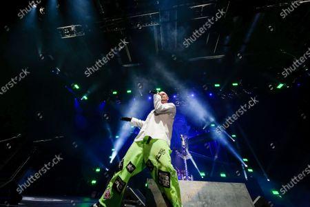 Five Finger Death Punch - Ivan L. Moody